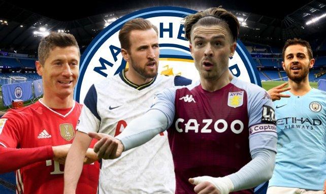JT Foot Mercato : Manchester City lance son mercato de tous les records