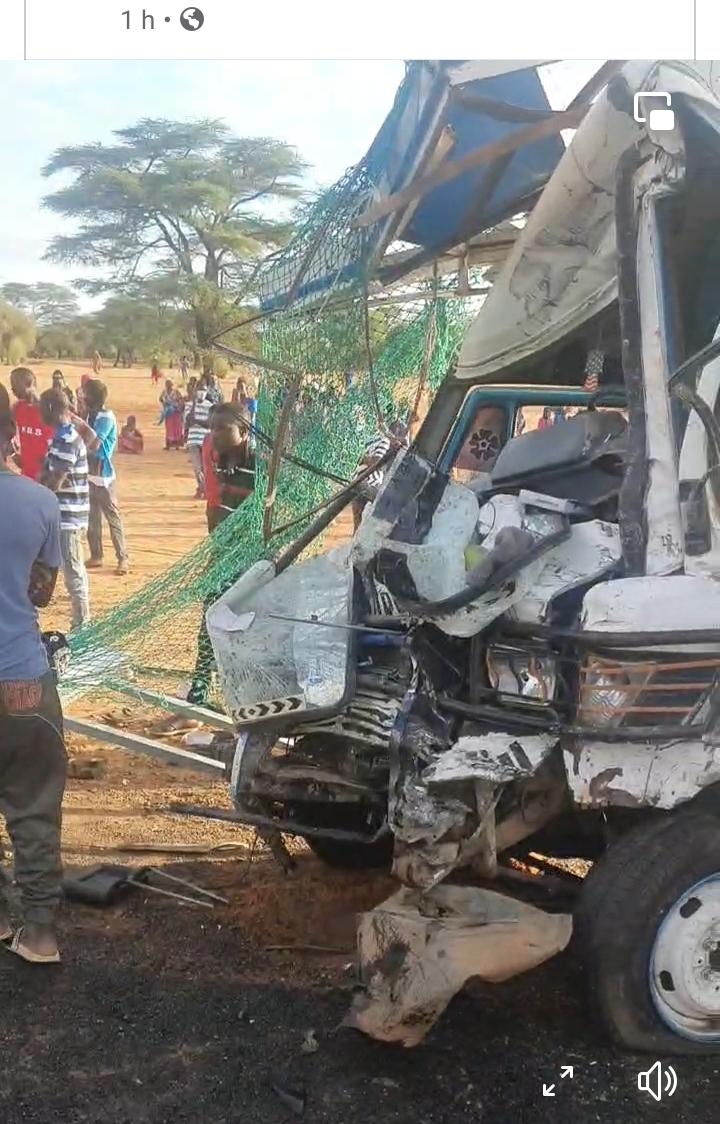 Au moins 9 morts rapportés dans un terrible accident sur la RN2 (Photos)