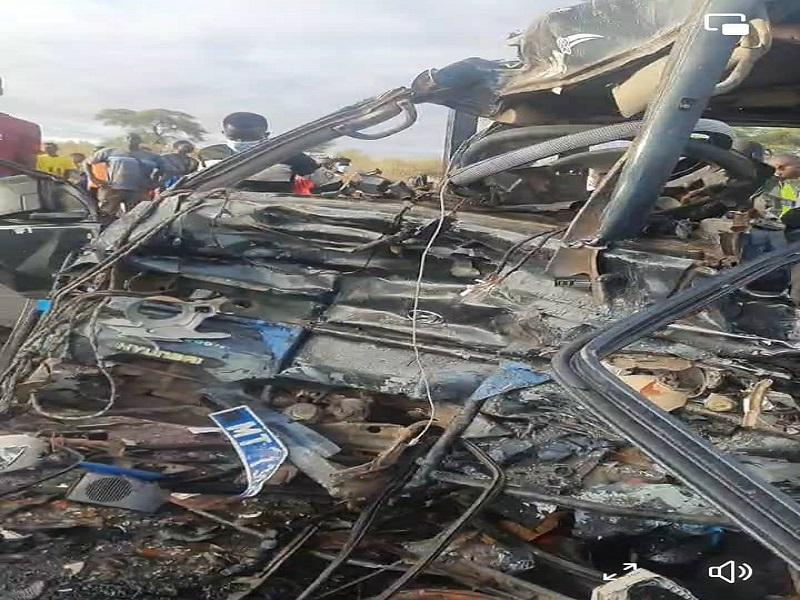 Accident sur la route de Podor : « Le chauffeur du véhicule qui a quitté Dakar était en train de dormir » (Témoin )