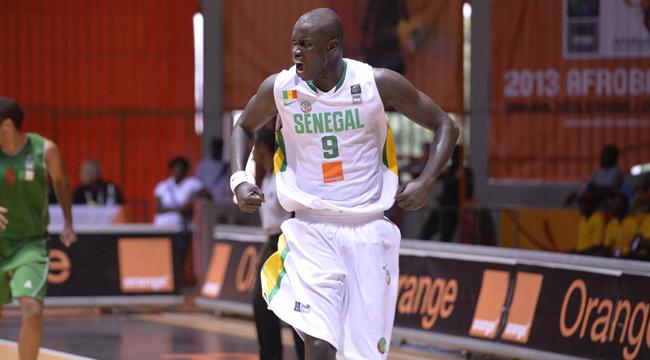 Afrobasket 2013 : Malèye Ndoye, meilleur ailier du tournoi  dans le Top-5 africain