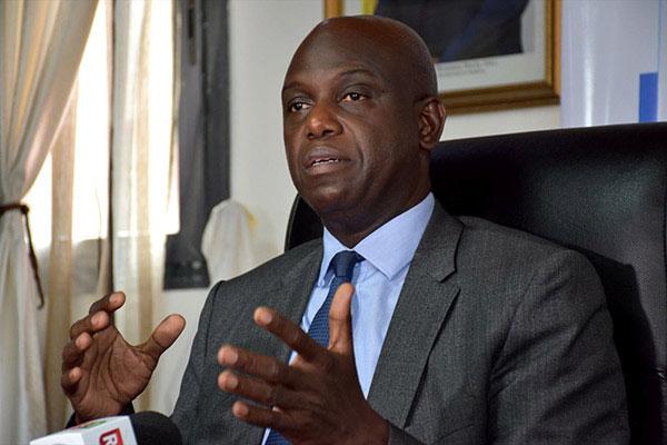 TER : « le coût est de 780 milliards FCFA, mais tant que le chantier n'est pas fini, on n'aura pas le coût définitif » (Mansour Faye)