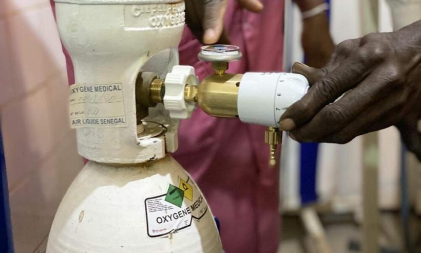 Gratuité de l'Oxygène: Sahel-Gaz continue de vendre aux malades Covid-19