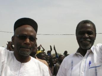 Saleh Kebzabo est accusé par le parquet de délit d'outrage, d'atteinte à l'autorité de la justice et de diffamation. Dans une interview à Ubinews et Tchadanthropus, l'opposant met durement en cause la justice de son pays. AFP/Desirey Minkoh