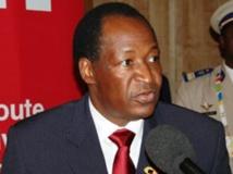 Le président burkinabè Blaise Compaoré. (Photo : Claude Verlon / Rfi)
