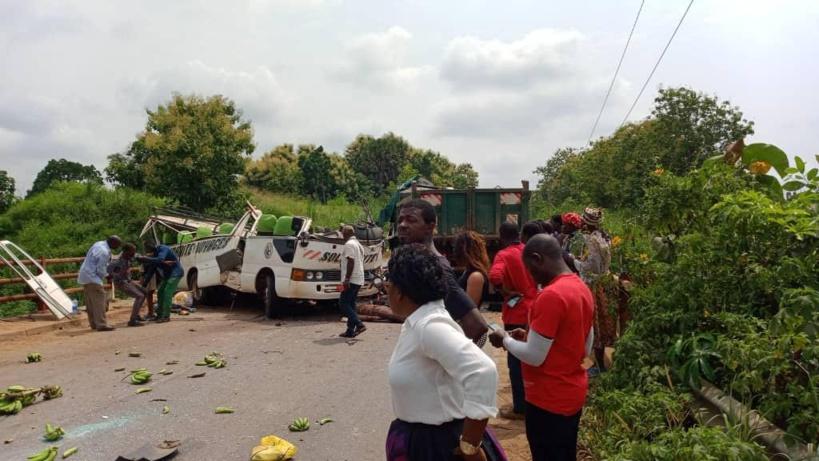 Cameroun: au moins 40 morts dans trois accidents de bus en deux jours