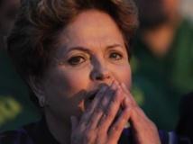 Dilma Rousseff, la présidente brésilienne, le 2 septembre. REUTERS/Ueslei Marcelino