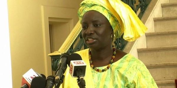 Les dégâts monstres des dernières pluies à Fatick, le premier cheval de bataille d'Aminata Touré