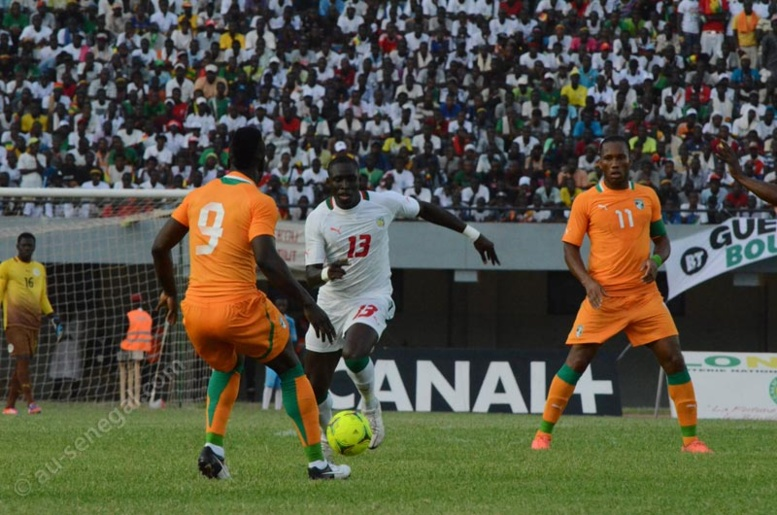"""Mohamed Diamé, capitaine des """"Lions"""" sur le match de samedi : « Tous les joueurs savent pourquoi ils sont là »"""
