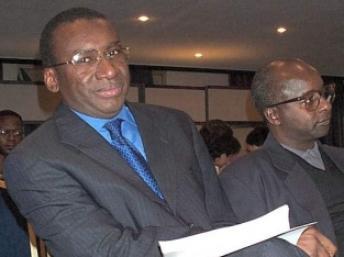 Sidiki Kaba, figure des droits de l'homme, a été nommé ministre sénégalais de la Justice. fidh.org