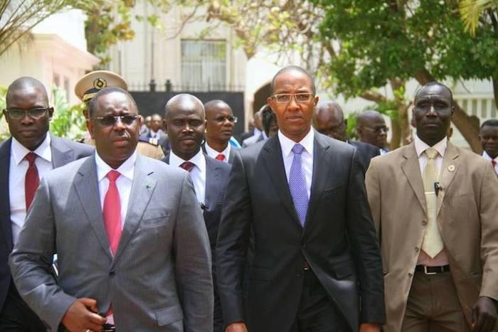 L'égo surdimensionné d'Abdoul Mbaye déroutait Macky Sall et ses proches