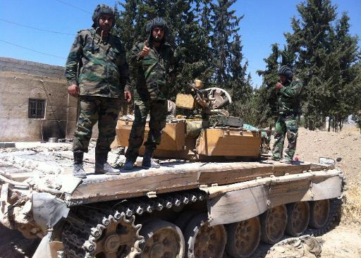La Syrie ne pliera pas face à une intervention