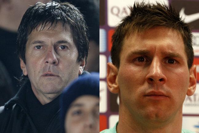 Les Messi passent à la caisse