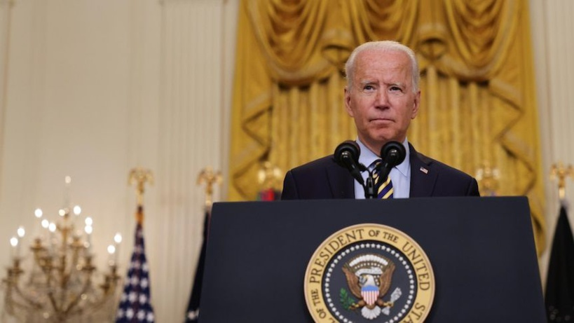 Afghanistan: Biden dit «ne pas regretter» sa décision de retirer les troupes américaines