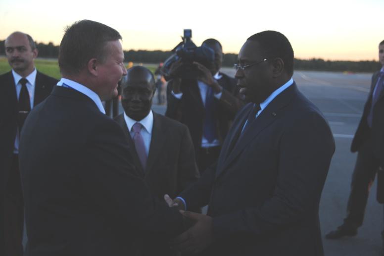 Président Macky Sall en Russie : un investissement de 74 milliards à Fatick pour l'aviculture