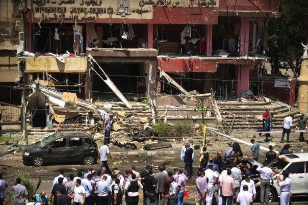 Le ministre égyptien de l'Intérieur Mohamed Ibrahim a été la cible d'un attentat à la bombe ce jeudi 5 septembre 2013. REUTERS/El-Youm el-Sabaa Newspaper/Files