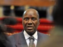 Le Premier ministre ivoirien Daniel Kablan Duncan déclare que la porte du dialogue avec le FPI est ouverte. AFP PHOTO / ISSOUF SANOGO