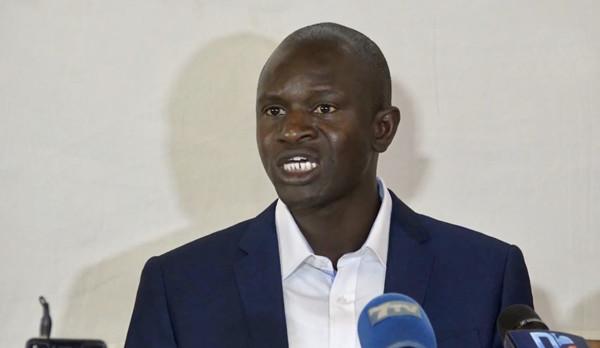Retard de reconnaissance officielle de son parti : Dr Babacar Diop charge le ministre de l'Intérieur Antoine Diome