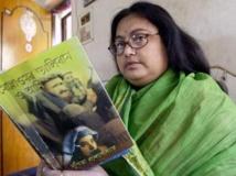 L'écrivaine Sushmita Banerjee a été assassinée à Kaboul le mercredi 4 septembre 2013 AFP PHOTO/Deshakalyan CHOWDHURY
