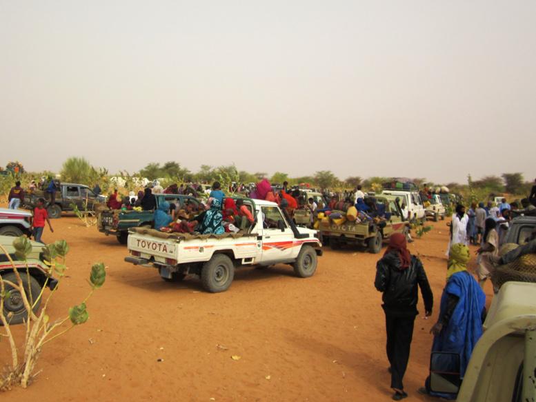 Mauritanie: vives tensions dans le camp de réfugiés de Mbera