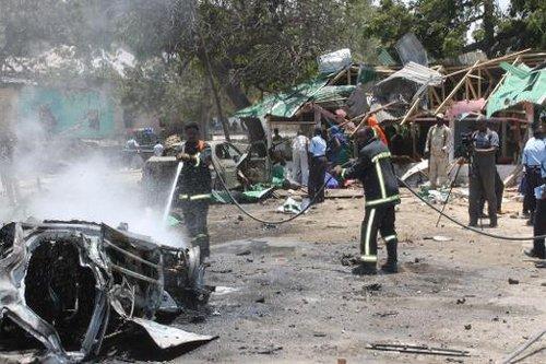 En Somalie:  18 morts dans deux  attentas à Mogadiscio