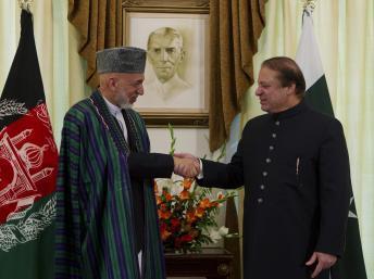 Le Pakistan libère sept talibans afghans