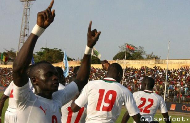 Eliminatoires mondial 2014-Sénégal 1-0 Ouganda : Sadio Mané  mène les « Lions » aux barrages
