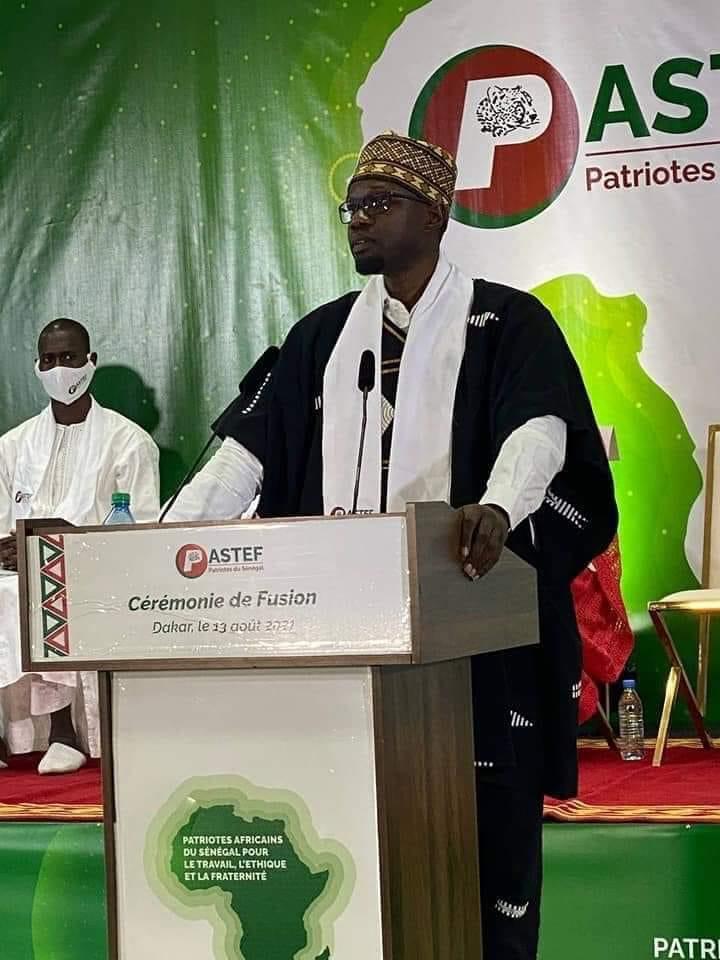Locales 2022: Ousmane Sonko annonce une grande coalition de l'opposition