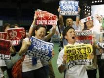 JO 2020 : Tokyo l'emporte au détriment d'Istanbul