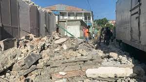 La terre tremble de nouveau en Haïti: un séisme de magnitude 5,9 touche la région