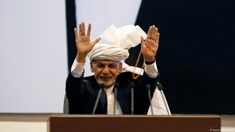 Le Président afghan a décidé de céder le pouvoir aux Talibans