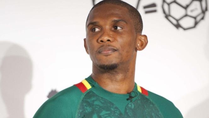 Cameroun: Eto'o met fin à sa carrière internationale