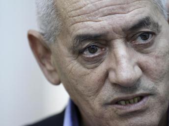 Houcine Abassi, secrétaire général de l'UGTT. REUTERS/Anis Mili