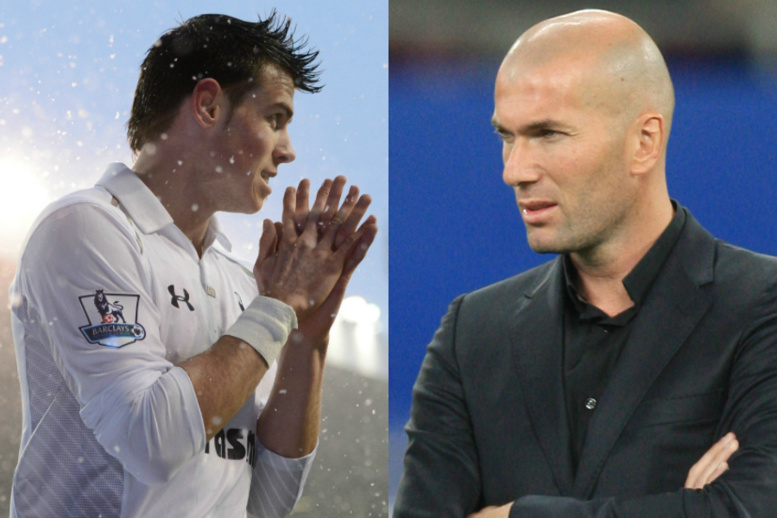 Pour Zidane, Bale ne vaut pas 100 millions d'euros
