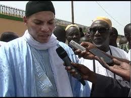 Ronde des religieux à Rebeuss: la visite mystérieuse du fils cadet de Serigne Fallou à Karim Wade