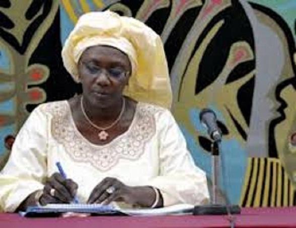 Nomination : Aminata Tall, présidente du CESE portée à la tête de l'UCESA