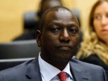 Le vice-président kényan William Ruto Reuters