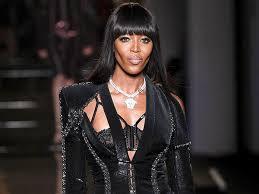 Naomi Campbell, 43 ans et toujours star des podiums