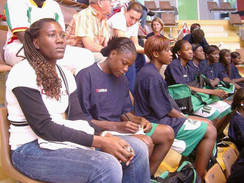 Préparation des jeux africains de Maputo : les « Lionnes » qui ne décolèrent pas, passent à la vitesse supérieure