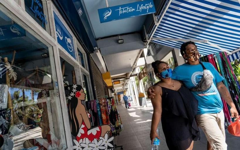 Covid-19: la Polynésie ferme ses écoles et durcit le confinement pour deux semaines