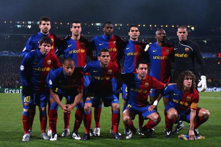 Foot-Espagne: Un Barça de trop !