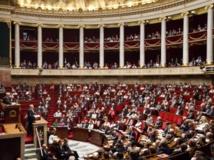 Le Premier ministre français, Jean-Marc Ayrault, face à l'Assemblée nationale, le 4 septembre 2013. REUTERS/Charles Platiau