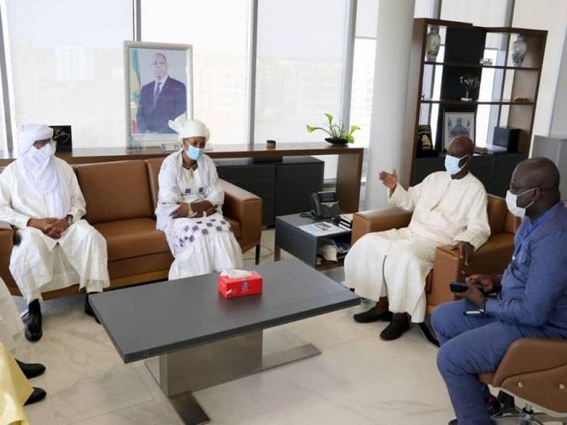 Accident mortel : Mansour Faye et deux autres ministres maliens attendus à Kaolack