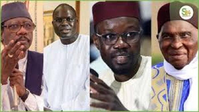"""Coalition Pastef, PDS, Taxawu Senegal et PUR: """"C'est un regroupement de 4 personnes qui veulent une coalition de pression"""""""