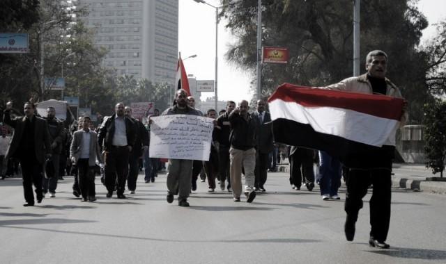 En Égypte, l'état d'urgence prolongé de deux mois