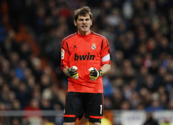 Real Madrid: Casillas sera titulaire en C1