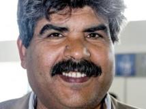 Mohamed Brahmi en 2012. REUTERS/Mohamed Amine ben Aziza