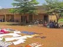 Dans le quartier de Banconi à Bamako, les écoles ont accueilli les sinistrés des inondations. RFI/David Baché