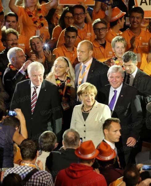 Election test en Bavière ce dimanche en vue des législatives allemandes