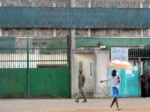 La MACA, la maison d'arrêt et de correction d'Abidjan. AFP/Issouf Sanogo