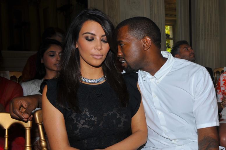 Kim Kardashian: par amour pour Kanye  West, elle prend ses distances avec sa famille